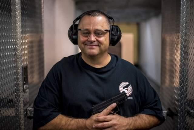 Tactical West Instructor Kevin McNair