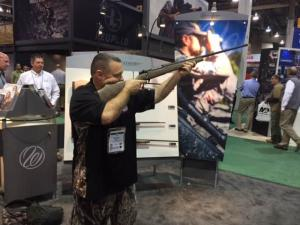 Kevin @ the 2017 SHOT Show